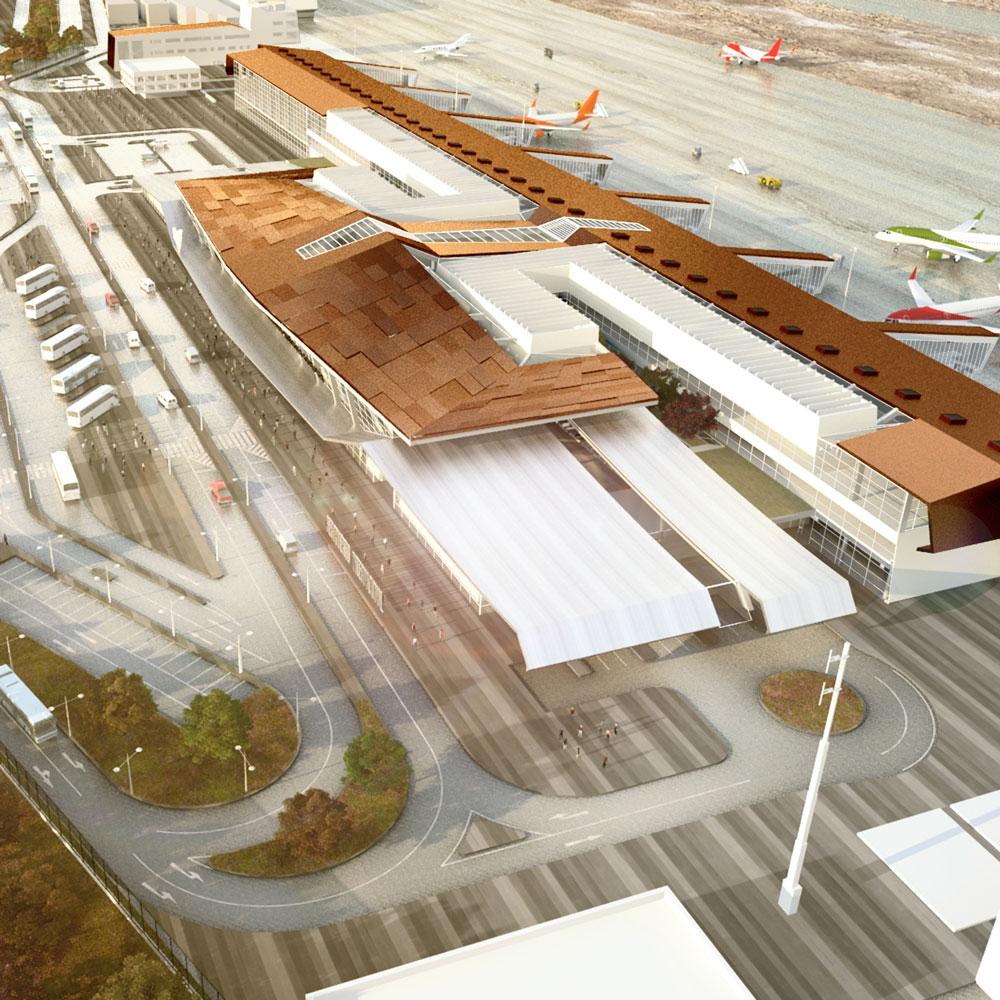Aeropuertos - efebearquitectura