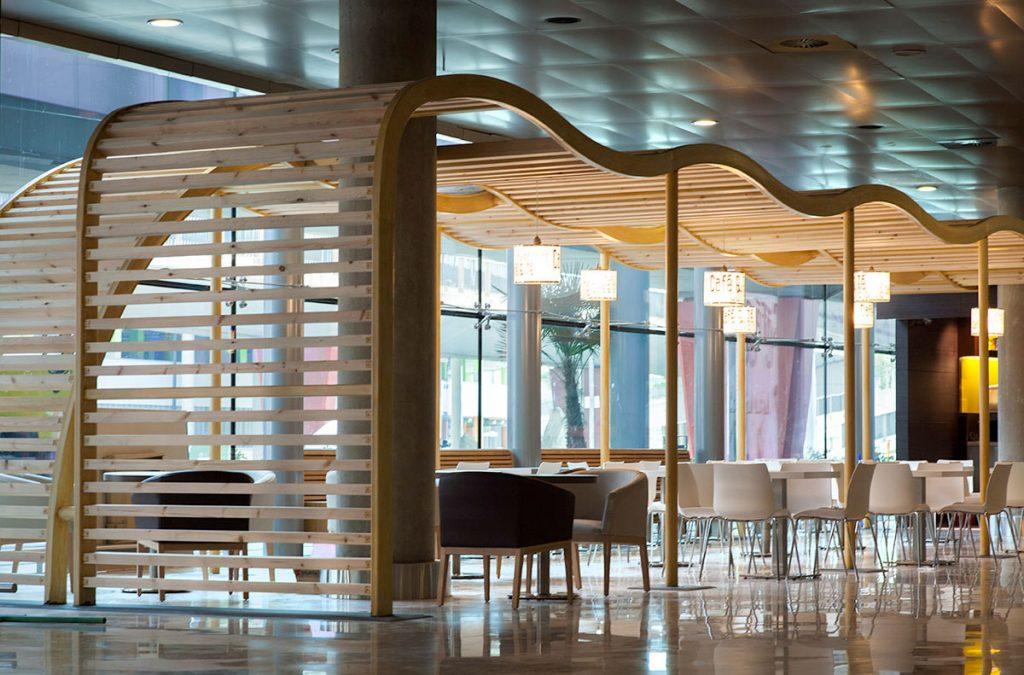 Áreas comerciales, aeropuerto de Valencia, Café&Té