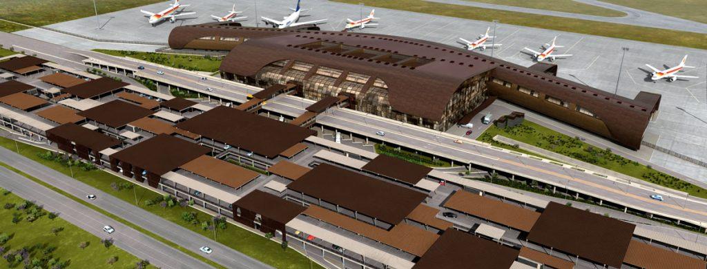 Aeropuerto de Reus, nuevo área terminal