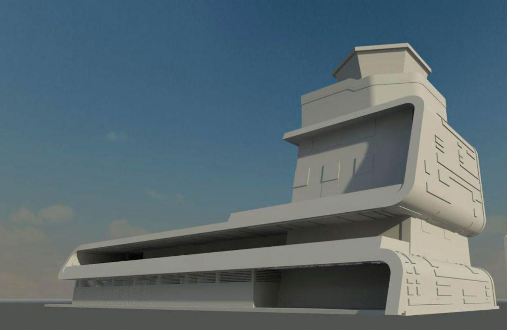 Aeropuerto de Menorca-Torre de Control