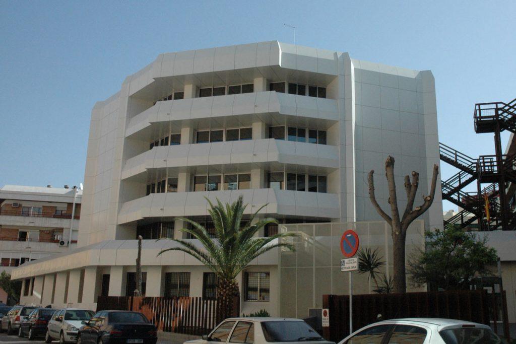 Instituto nacional seguridad social Sevilla