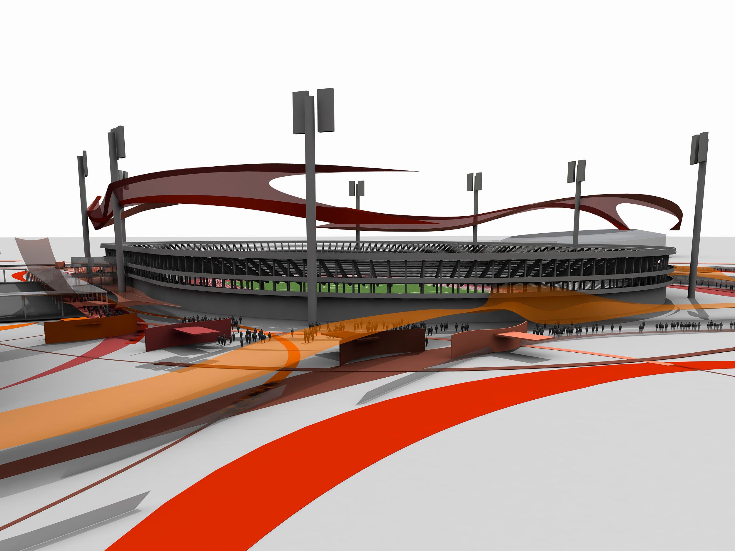 Estadio Olímpico de Tripoli
