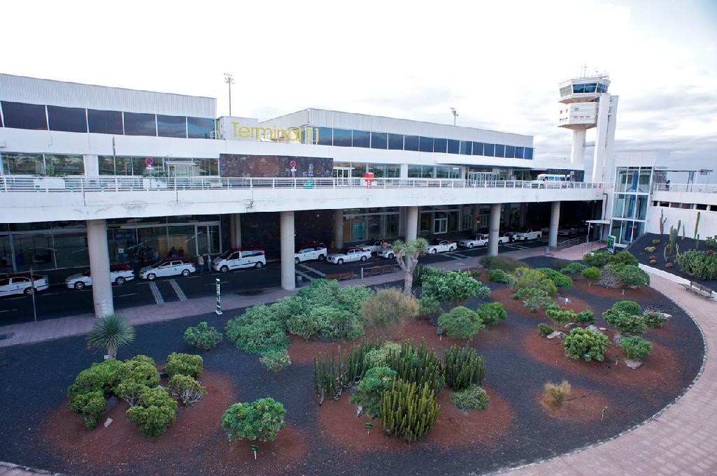Aeropuerto Lanzarote- Modernizacion