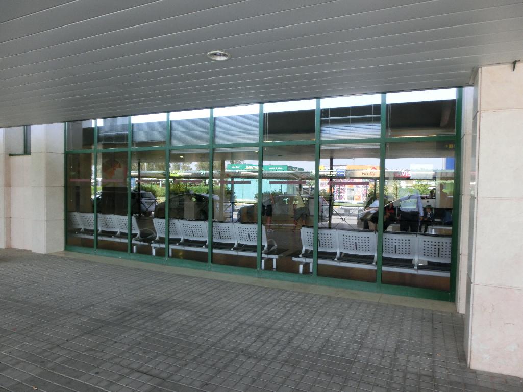 Aeropuerto de Jerez- Fachadas