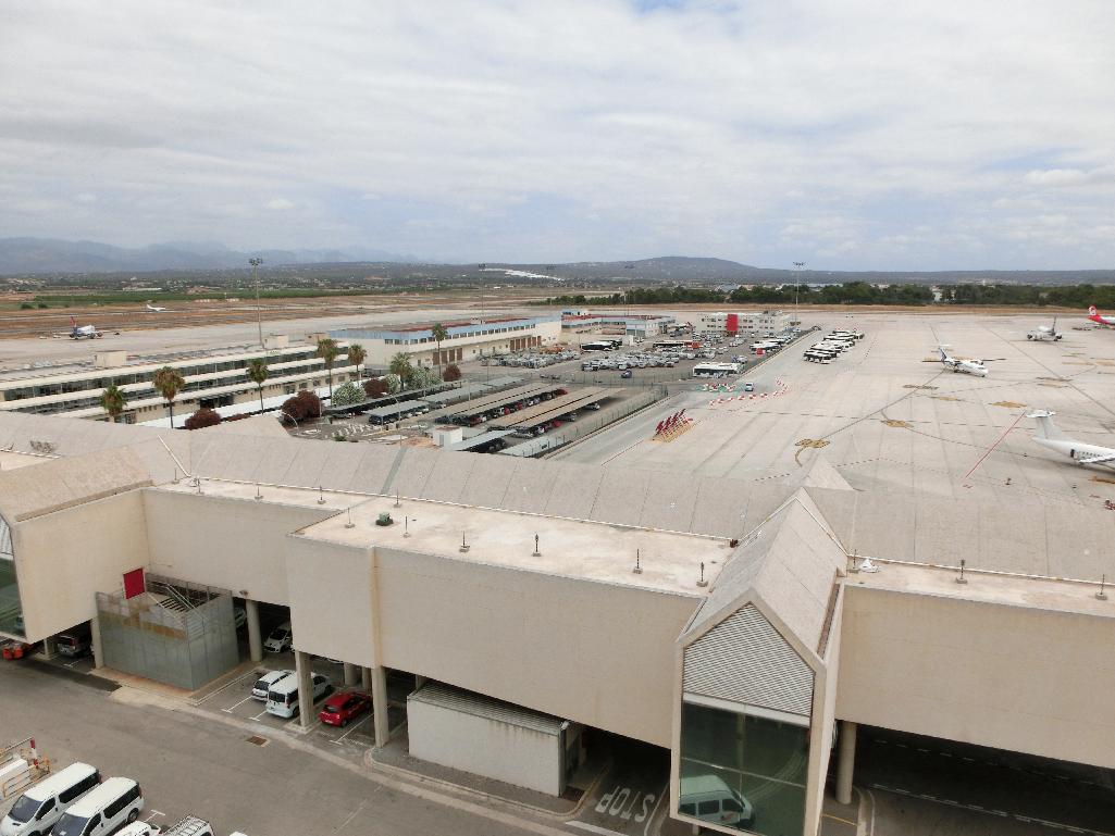 Aeropuerto Palma Mallorca