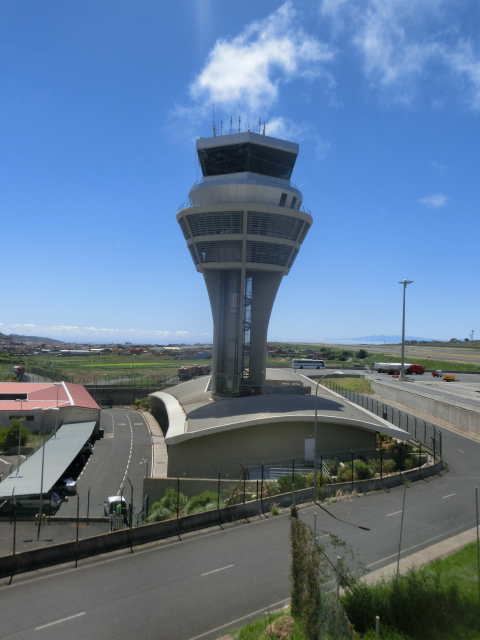 Cerramiento- Aeropuerto Tenerife Norte