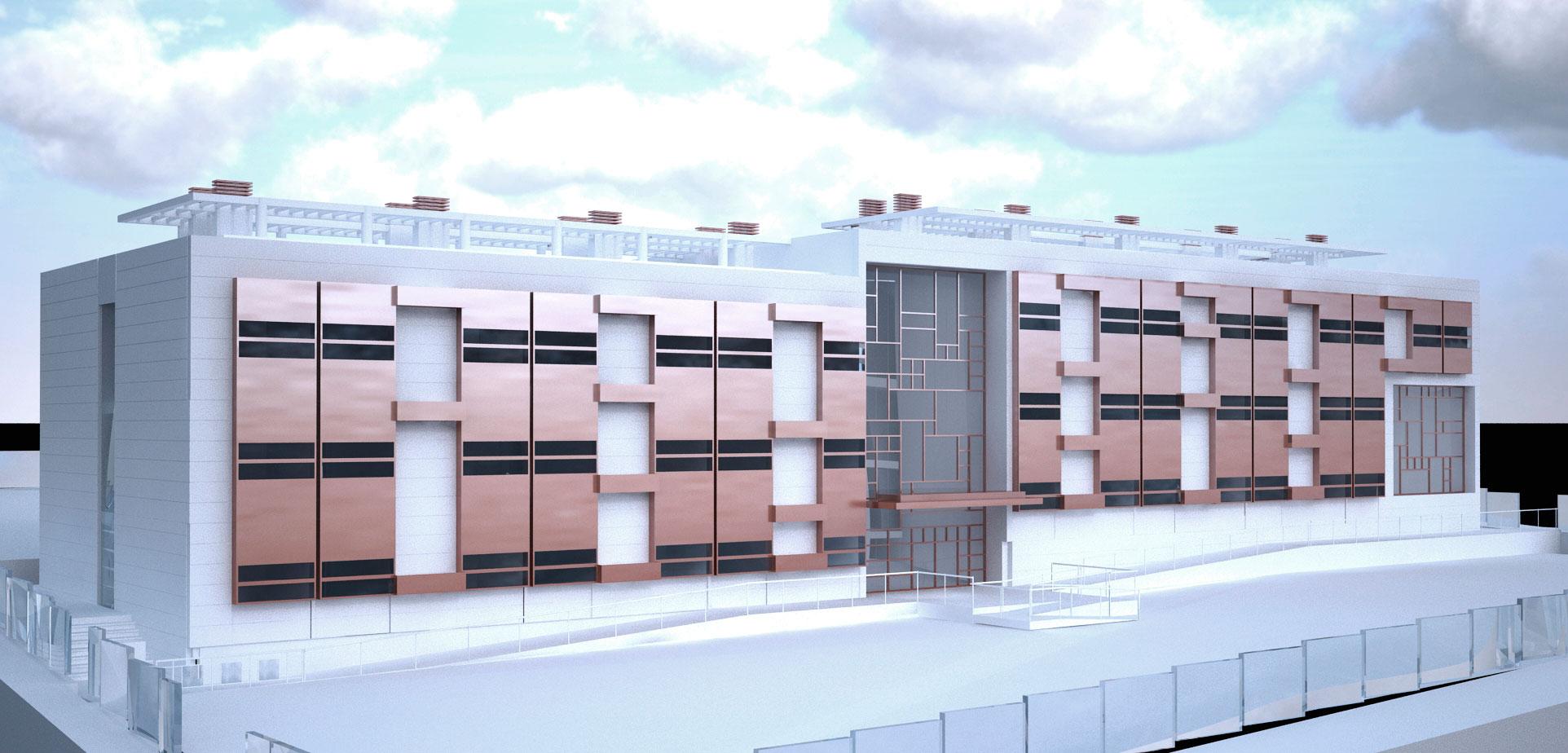 Residencia de Estudiantes en Alcobendas